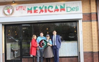 Holy Guacamole Little Mexican Deli has opened at Dairy Farm Shopping Centre